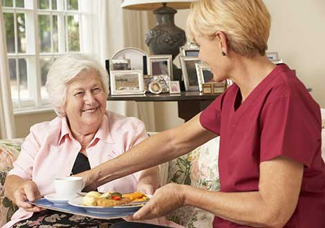 Bringing Care Into The Home