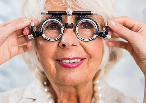 A New Patient Diagnosed Every 3 Minutes In The UK But Eye And Smell Tests Provide Early Dementia Detection