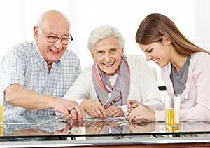 Home Care - Socialise to improve your mood