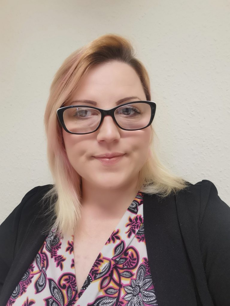 Helliena, Registered Manager of Helping Hands Exmouth